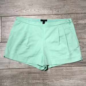 J Crew Shorts Mint City Fit